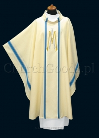 Marian chasuble 2202