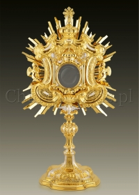 Baroque Monstrance #459