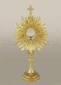 Traditional Monstrance #436