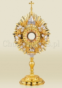 Traditional Monstrance #454