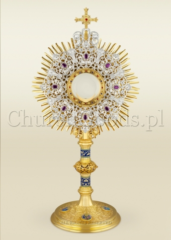 Traditional Monstrance #450