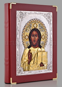 Cover for book of the Gospel