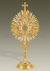 Traditional Monstrance #414